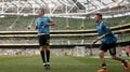 Keane & Dunne to miss Wales friendly