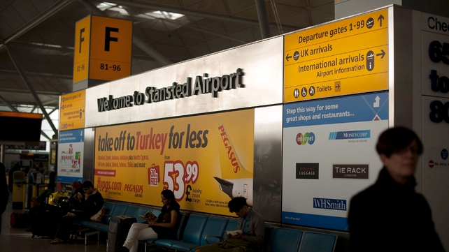 Ryanair with happy with CAA's decision on Stansted