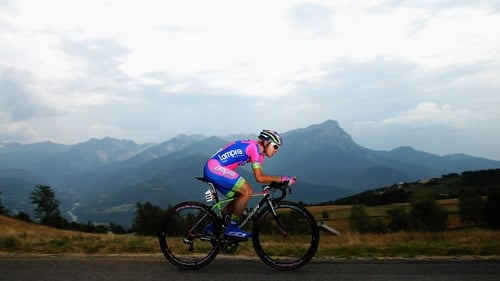 Members of the Lampre-Merida team have been indicted on charges of buying or receiving banned substances