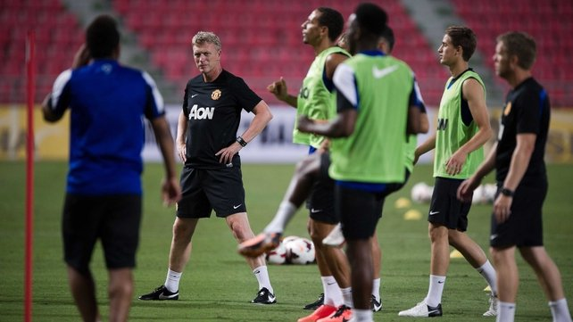 David Moyes is looking for quality in the middle as he continues to shape his squad ahead of the new season
