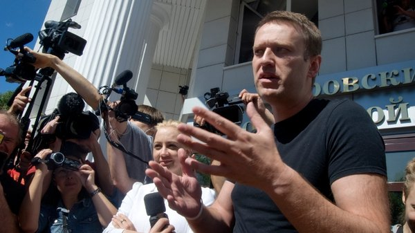 A judge approved the prosecution request to free him pending his appeal so that he can run in a Moscow mayor election on 8 September