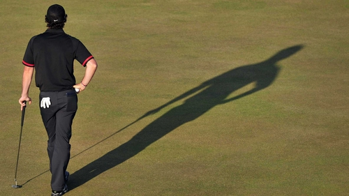 Rory McIlroy heads into the PGA Championship at a low ebb