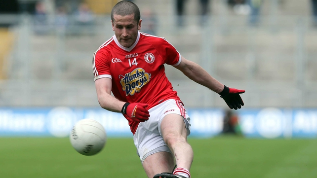 Stephen O'Neill remains a key figure in Tyrone's plans