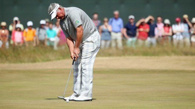 Darren Clarke is ready to return to the PGA Tour after seven years away