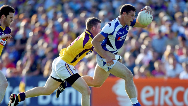 Laois will play either Donegal or Monaghan in Round 4