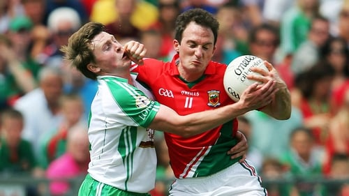 Mayo eased into the All-Ireland quarter-finals at McHale Park