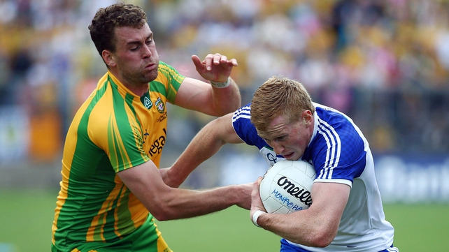 Eamonn McGee is back for Donegal as they look to maintain their place at the top of the Division 2 table