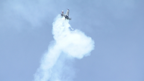Thousands of people are expected at Ireland's biggest free air show in Bray