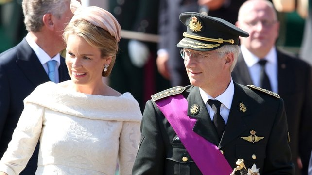 Belgium has a new King and Queen