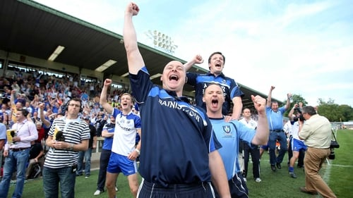 Malachy O'Rourke and Monaghan now march on to an All-Ireland quarter-final appearance