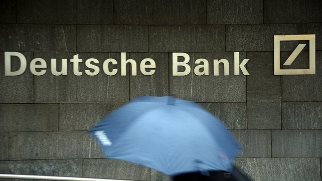 Deutsche Bank is set to trip its balance sheet to ensure compliance with new rules