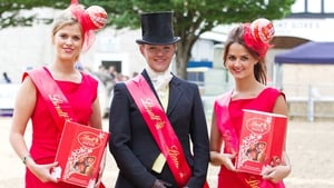 Dublin Horse Show tickets to give away
