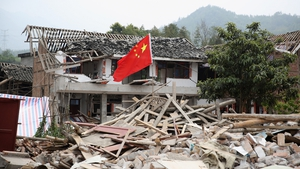 The earthquake comes just months after 164 people were killed in a quake in the neighbouring Sichuan province
