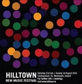 Hilltown House New Music Festival