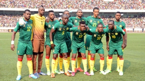 The Cameroon squad will face Mexico on Friday in their opening World Cup match