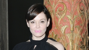 Rose McGowan - Recently spotted wearing a diamond ring on her wedding finger