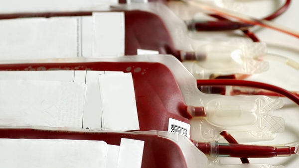 The IBTS says it has only four days of supply remaining in the main blood groups