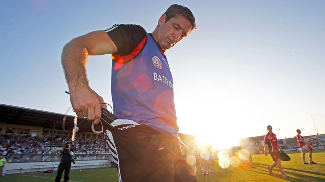 Kieran McGeeney is ready to move on from his time at Kildare
