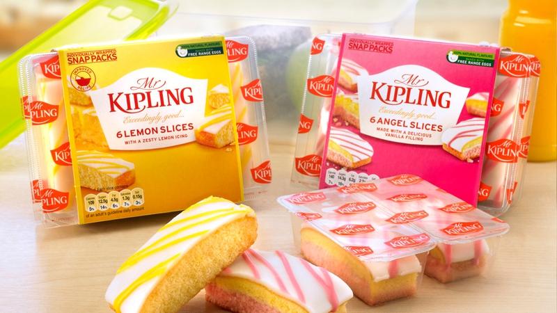 Mr Kipling demand pushes Premier Foods Christmas period