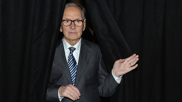 Morricone - First-ever public interview in Ireland