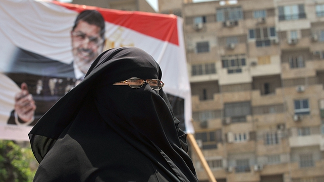 Mursi supporters have vowed to maintain a vigil until his reinstatement