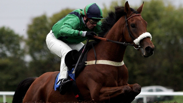 Journeyman jockey Jimmy McCarthy bowed out with a winner at Southwell today