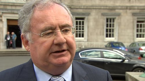 Pat Rabbitte said the sale would increase competition in the sector