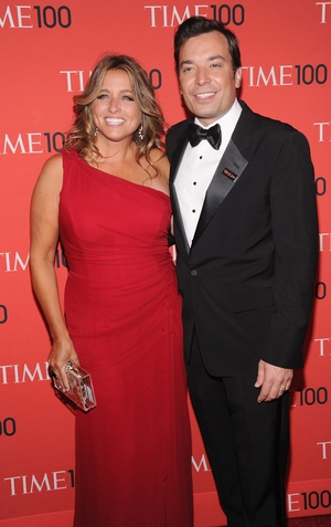 NBC host Jimmy Fallon became a father
