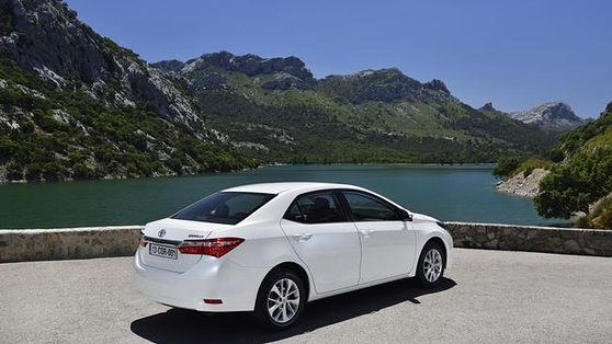The Corolla has been re-designed utilising Toyota's expertise