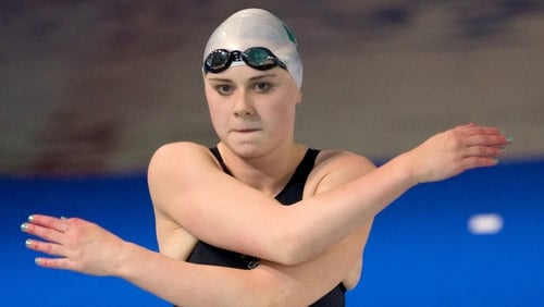 Sycerika McMahon has made the times for five events at the Commonwealth Games in Glasgow