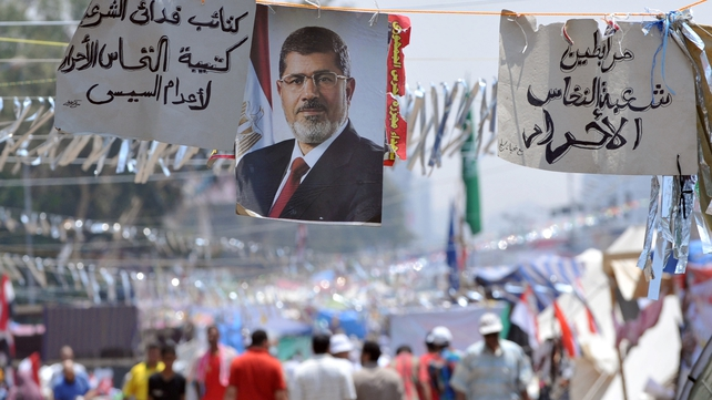 Egypt has experienced a series of violent clashes involving supporters of former president Mohammed Mursi