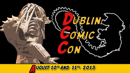 Dublin Comic Con convention