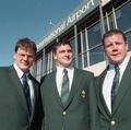 Richard, David and Paul Wallace