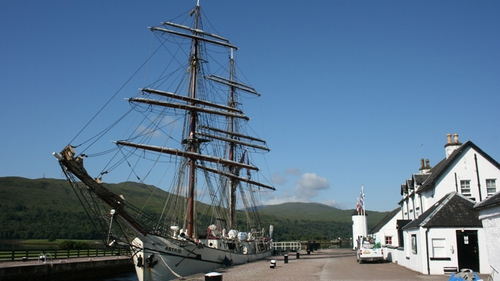 A file picture of the Astrid vessel (Pic: tallshipastrid.nl)