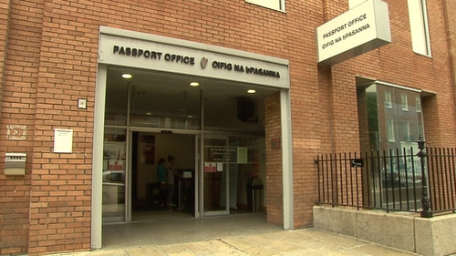 A joint investigation by the Passport Service and gardaí is taking place at the Passport Office in Dublin