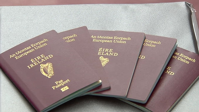 Just 13% of immigrants have become full Irish citizens