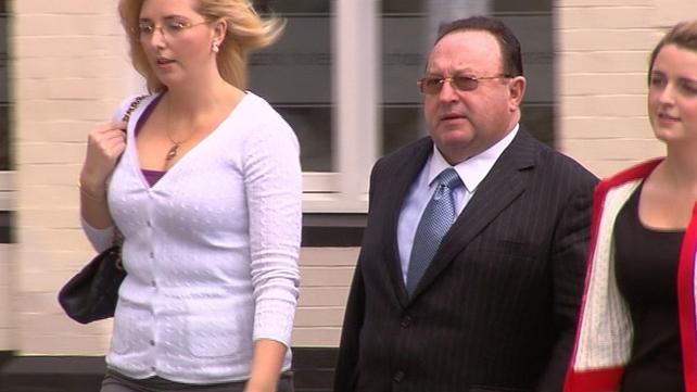 The trial involved businessman Jim Kennedy