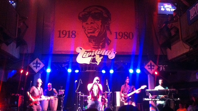 Shamarr Allen and the Underdawgs at Tipitina's