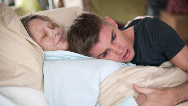 Ste's mum makes a heartbreaking request of him