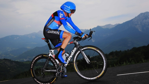 Dan Martin is still suffering from a virus