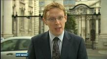 Perry told Danske of €100,000 BoI loan