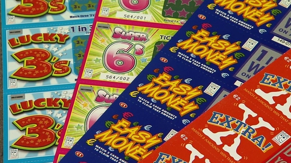 Rehab lottery scratch card sales of almost €4m in 2010 yielded profits of only €9,452