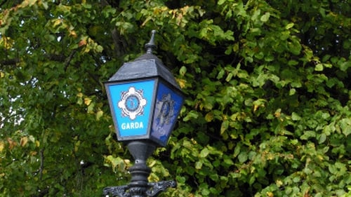 Gardaí have preserved the scene along the Royal Canal