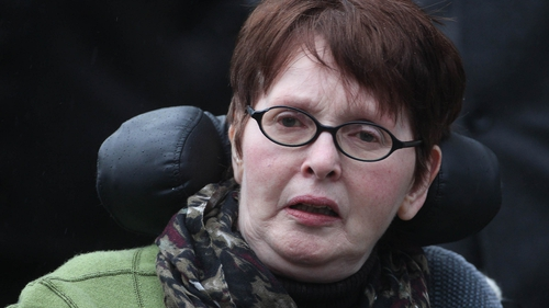 Marie Fleming lost her right-to-die case in the Supreme Court in April this year