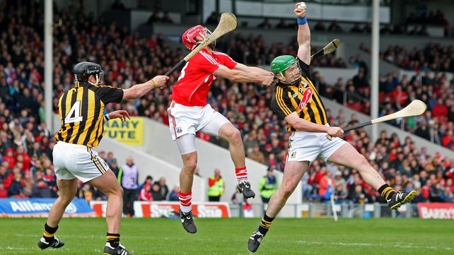 Cork are aiming to bounce back from their defeat to Limerick in the Munster final
