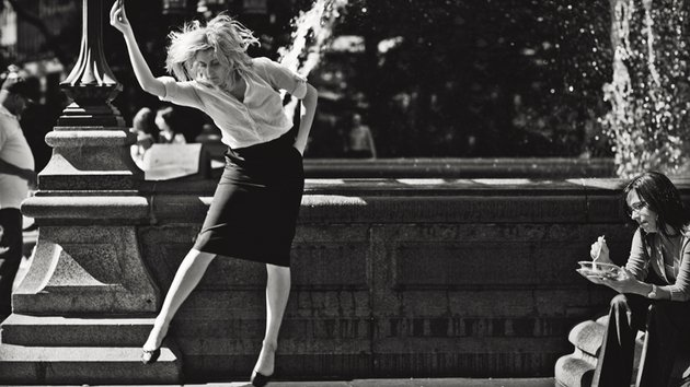 Frances Ha is set in NY's contemporary dance scene