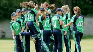 Ireland's women have now made it two wins out of two
