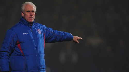 Mick McCarthy's new Ipswich contract will run until summer 2017
