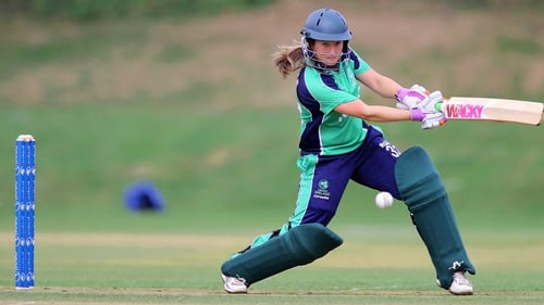 Isobel Joyce will be back in the green of Ireland for the European T20 Championships