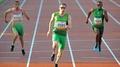 Irish Paralympian Smyth is reclassified